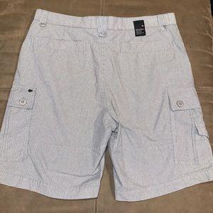 Men's Billabong Pinstripe Shorts size 36